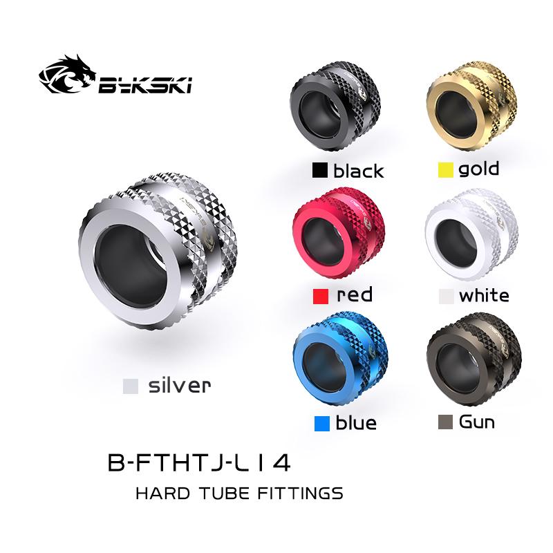 Bykski B-FTHTJ-L14 Anti Release Of Hard Tube Fast joint 14mm