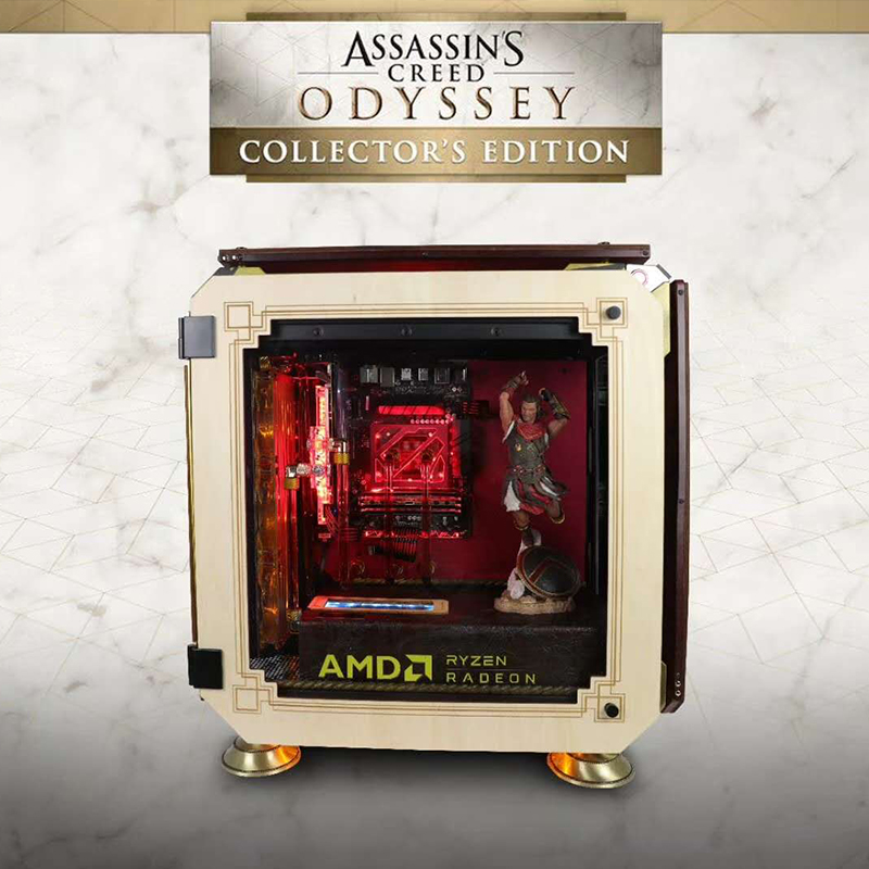 Assassin's Creed: Odyssey Theme Game Chassis