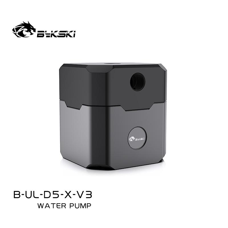 Bykski B-UL-D5-X-V3 D5 water pump head 5M meters flow rate 1000L/H